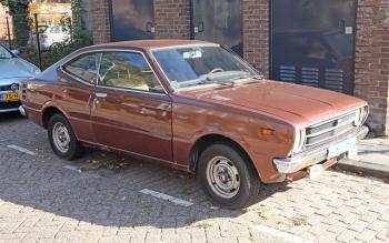 1977 Toyota Corola 30 Hardtop Coupe
