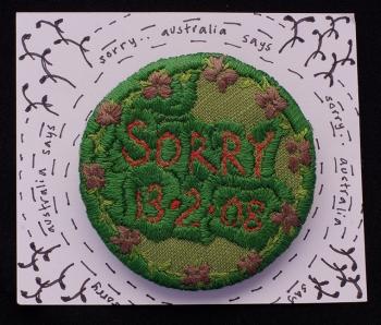 Apology Day 13/2/2008