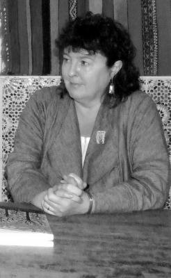 Carol Ann Duffy at Humber Mouth 2009