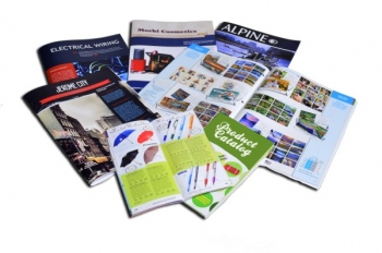 Catalog Printing In Support Of A Marketing Plan