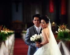 Christian Weddings are Like Fairy Tales Come True