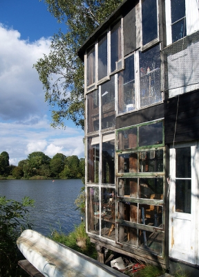 christiania, glass house, august 2007