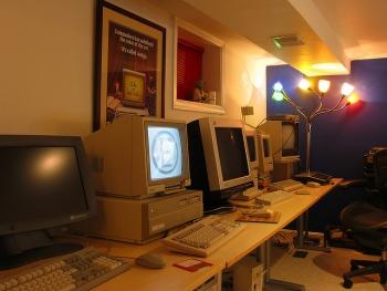 computer room: view 3