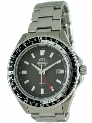 Elegance Meets Functionality in Orca an Orient Automatic Divers Watch for Men