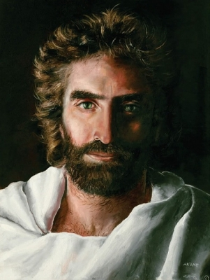 Face of Jesus by Akiane