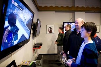 Game Design Open House