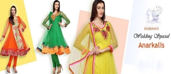 Graceful Anarkali Dresses for Women