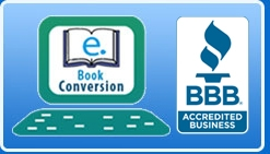 How to convert your PDF file to ePUB by using a reliable ebook conversion service company?