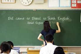 whow teaching a foreign langage