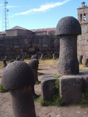 Inca Fertility Temple