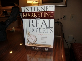 Internet Marketing from the Real Experts book