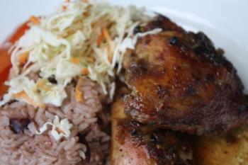 Jerk Chicken Plate