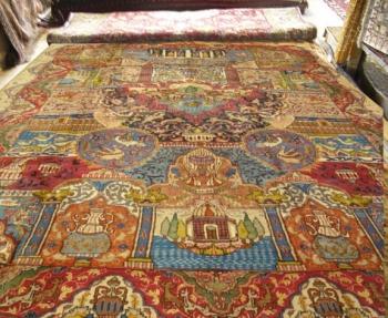 Kashmar Persian Rug 8ft x 10ft
