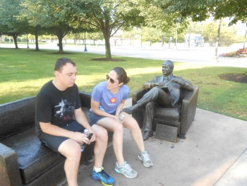 Marriage counseling with  Bob Newhart