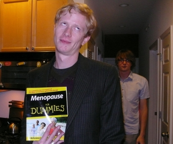 Matt + Menopause for Dummies