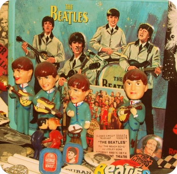 Memorabilia #2: Beatles, Up-Close [Seen in EXPLORE!]