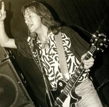 Newmarket Guitar Lessons String Bending Rick Washbrook