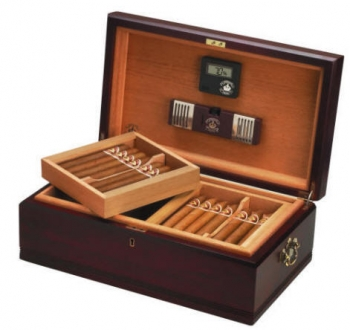 Rely on Premium Cigar Humidor for Pleasant Experience