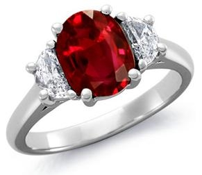Ruby Gemstone History
