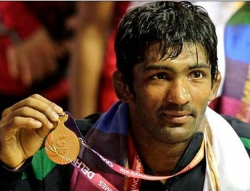 Second Indian Wrestler Dutt won the Medal in Olympics 2012