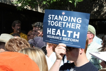 Standing Together for Health Insurance Reform