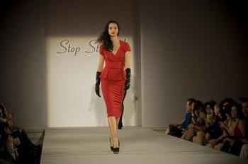 Stop Looking! Fashion Runway 2011