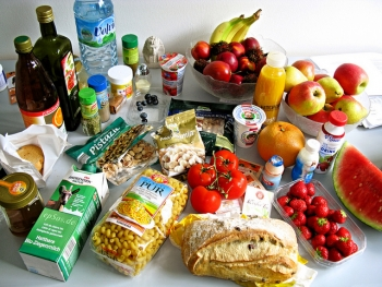 Tasty Food Abundance in Healthy Europe