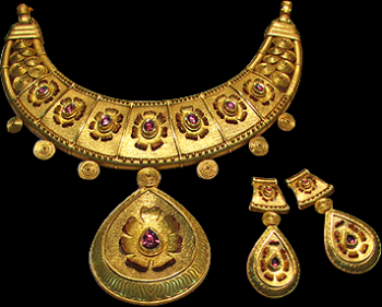 The Legacy Of Indian Jewellery