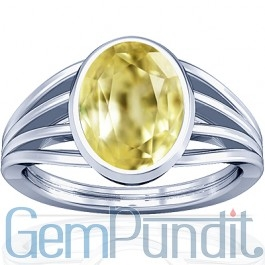 Unique Yellow Sapphire Rings - The Perfect Engagement Ring