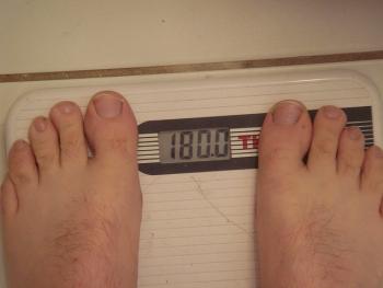 180 lbs !!!!