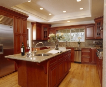 7 Major Advantages To Wood Kitchen Cabinets