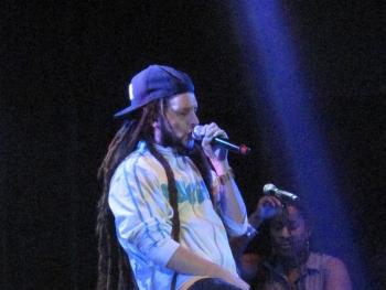 Alborosie @ Uppsala Reggae Festival 2010