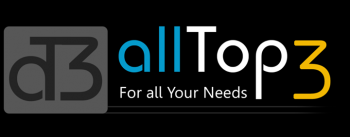 AllTop3.com -Finding, listing and linking you to the top 3 products.