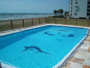 American Fiberglass Pools Are Perfect For Beach Homes