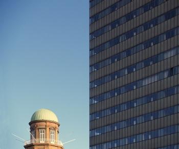 arne jacobsen, SAS royal hotel, copenhagen, 1955-1960