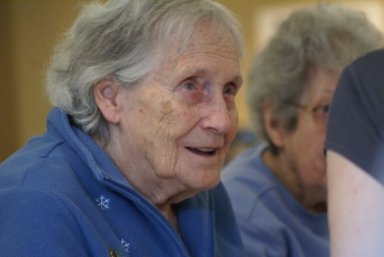 Ballet and MACS at Pleasantview Care Facility