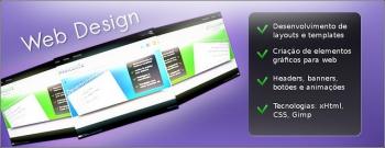 Banner web design