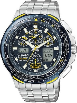 Beautifully Designed Citizen Skyhawk Radio Controlled Watch