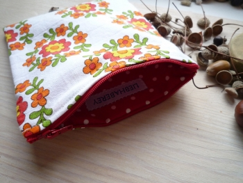 Bloomy purse