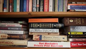 Books (118 / 365)