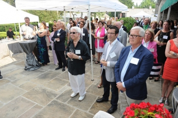 Business for the Arts Reception