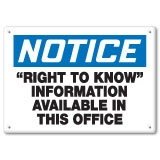 Business Owners Should Be Aware of Mandatory Compliance Signs