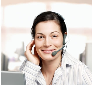 Calling a Customer Care Department or Company