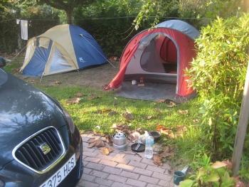Camping Galicia Spain