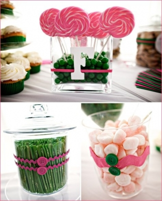 Candy Buffet Ideas for Birthday Parties