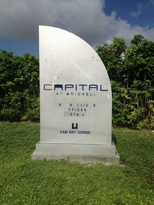 Capital At Brickell Abandoned Real Estate Project