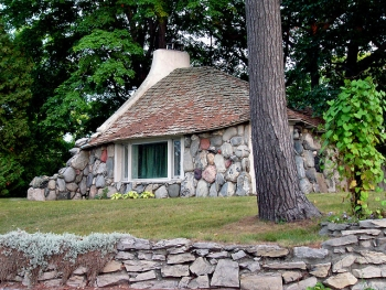 Charlevoix - Mushroom House