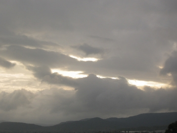 Clouds over Wipro