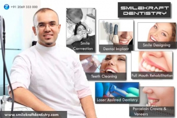 Cosmetic Dentist Pune: Ever Considered A Smile Makeover?