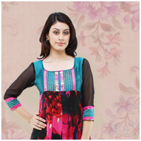 Dazzle Your Style with Designer Kurtis